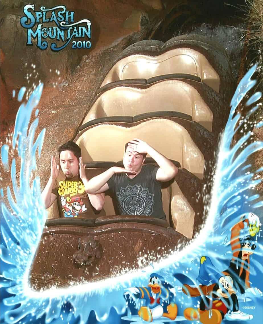 Walt Disney World – Day 5 – Typhoon Lagoon/Magic Kingdom