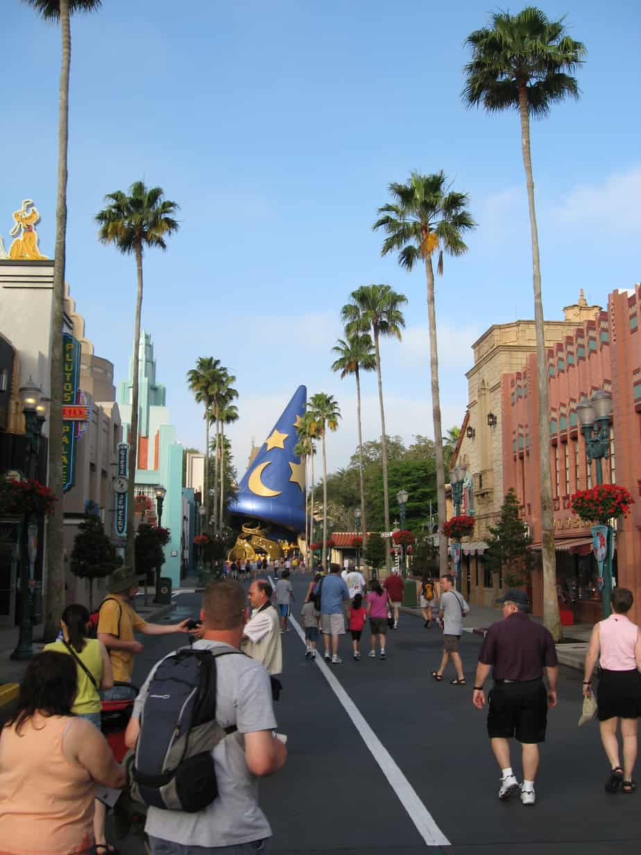 Walt Disney World – Day 4 – Hollywood Studios