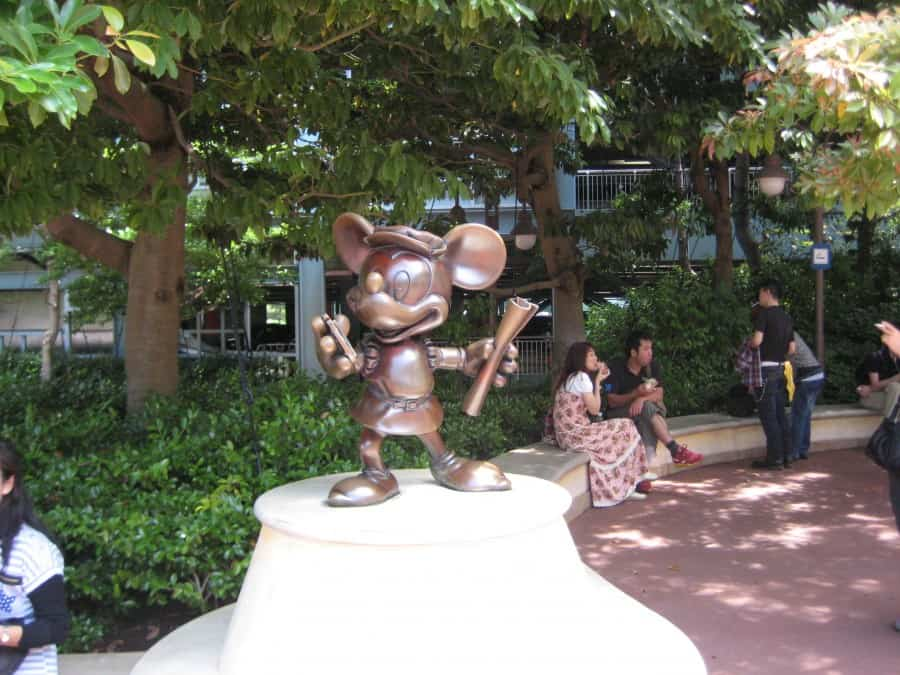 Tokyo DisneySea Day 2 (June 15th, 2010) – Attack of Chip