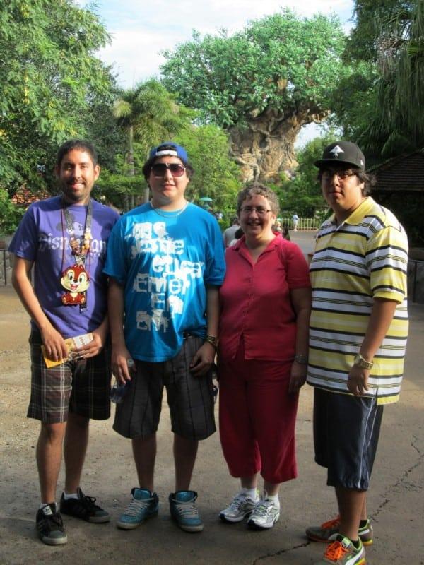 Walt Disney World Family Vacation (September 7th) – Disney's Animal Kingdom & Downtown Disney