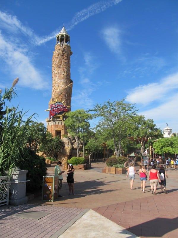 Walt Disney World Family Vacation (September 8th) – The Wizarding World of Harry Potter