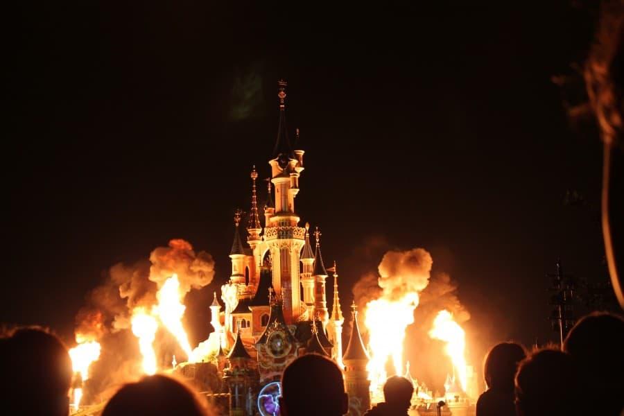 Three Disney Resorts, Three Magical Experiences in 2012