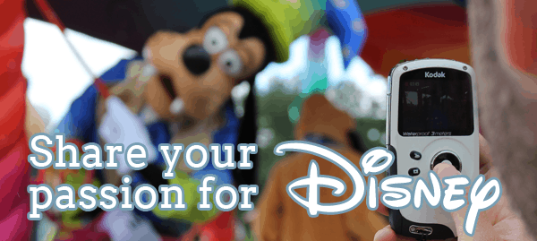 Share Your Passion for Disney