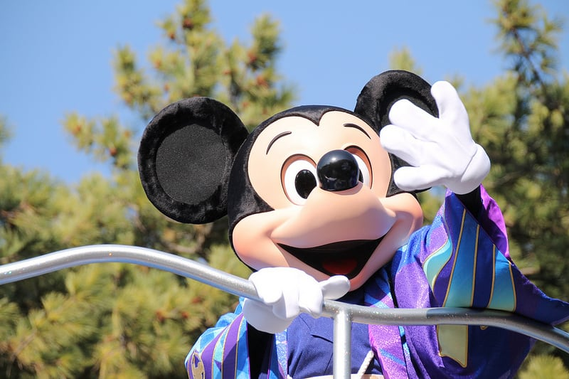 Tips for New Years at Tokyo Disney Resort