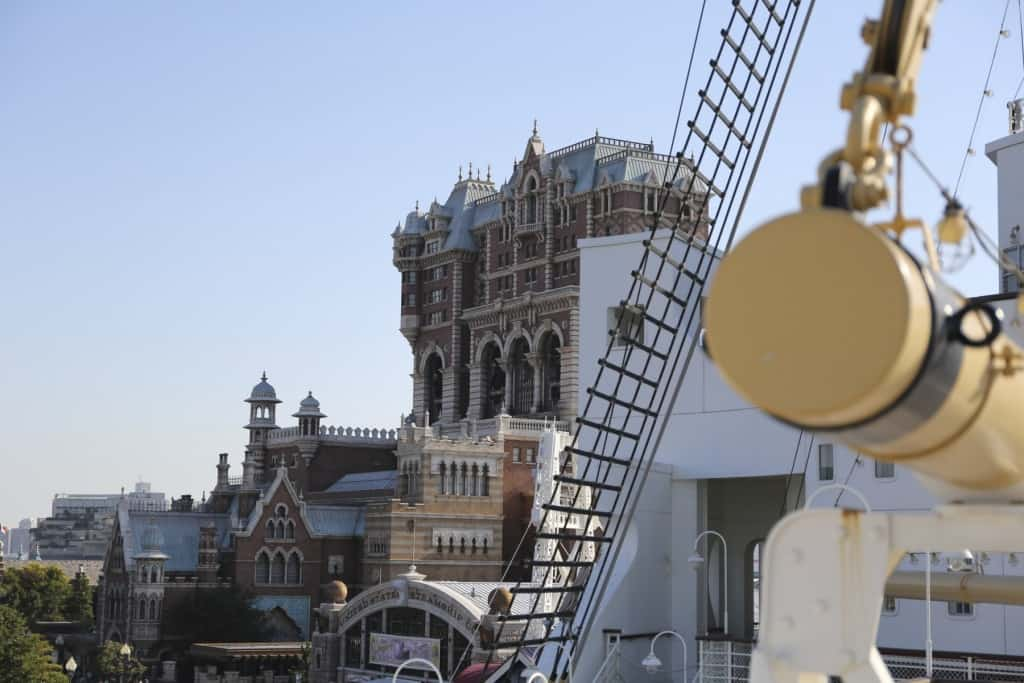 Making the Most During New Year's at Tokyo Disney Resort – Part 1