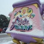 Alice's Tea Party Snow