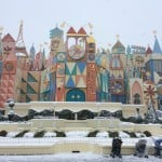 Its a Small World Covered in Snow