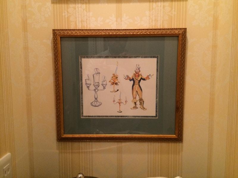 Photos inside Tokyo Disneyland Hotel Rooms