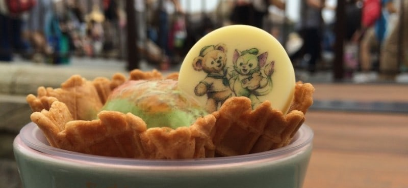 Gelatoni's Pistacio Gelato & Lemon Jelly Dessert Review