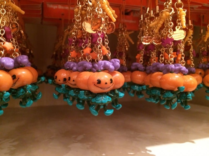 Pumpkin Girls Keychains