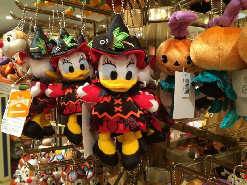 Daisy Duck Witch Plush