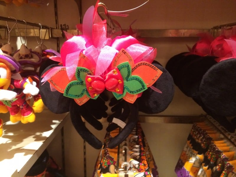 Minnie's Halloween Hairband