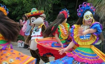 Chip N Dale's Skeleton Fiesta
