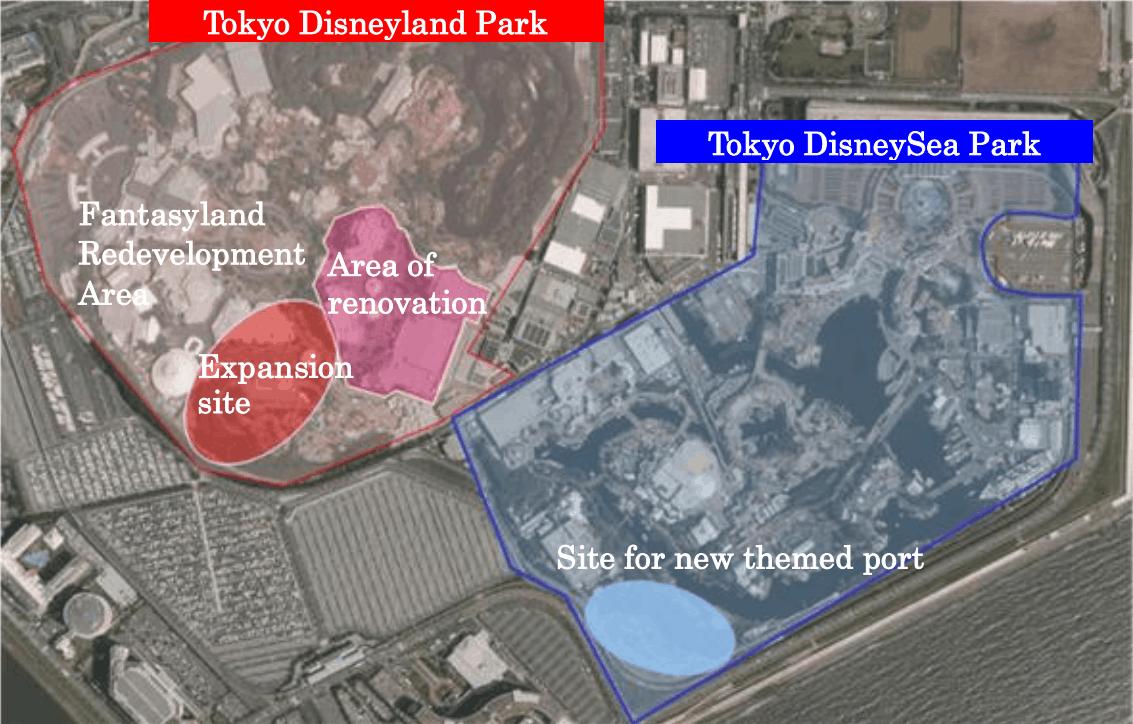 Tokyo Disney Resort Expansion