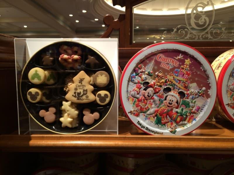 Assorted Cookies Christmas Omiyage Gifts 2014