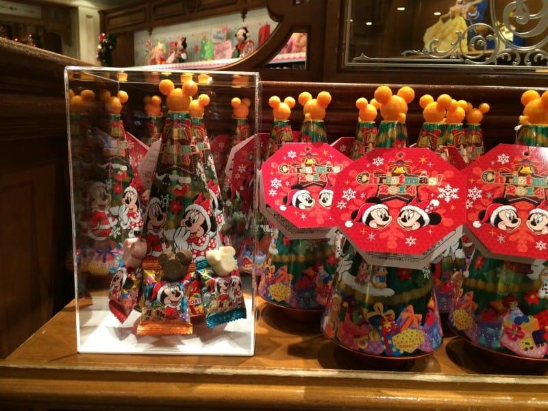 Mickey Chocolates Christmas Omiyage Gifts 2014