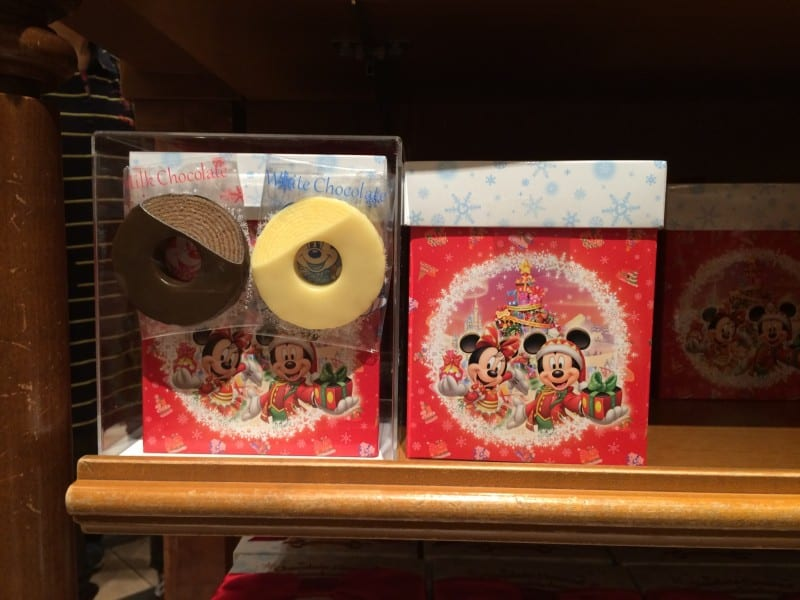 Donuts Christmas Omiyage Gifts 2014