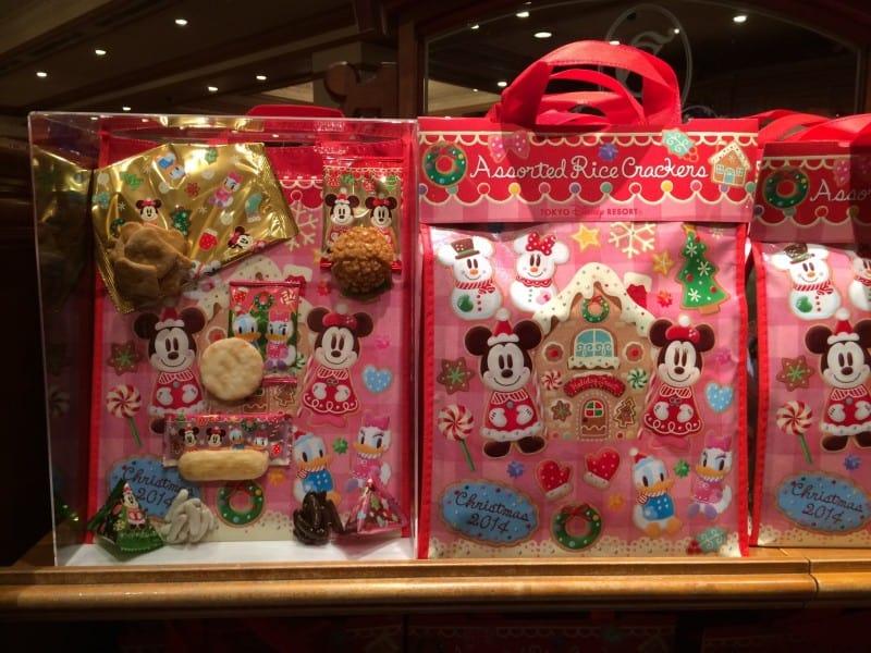 Rice Snacks Christmas Omiyage Gifts 2014