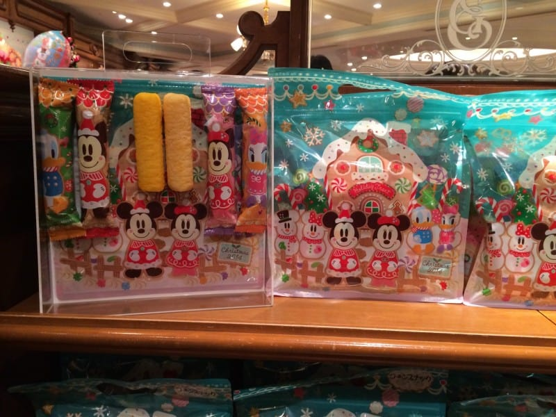 Children's Corn Snack Christmas Omiyage Gifts 2014