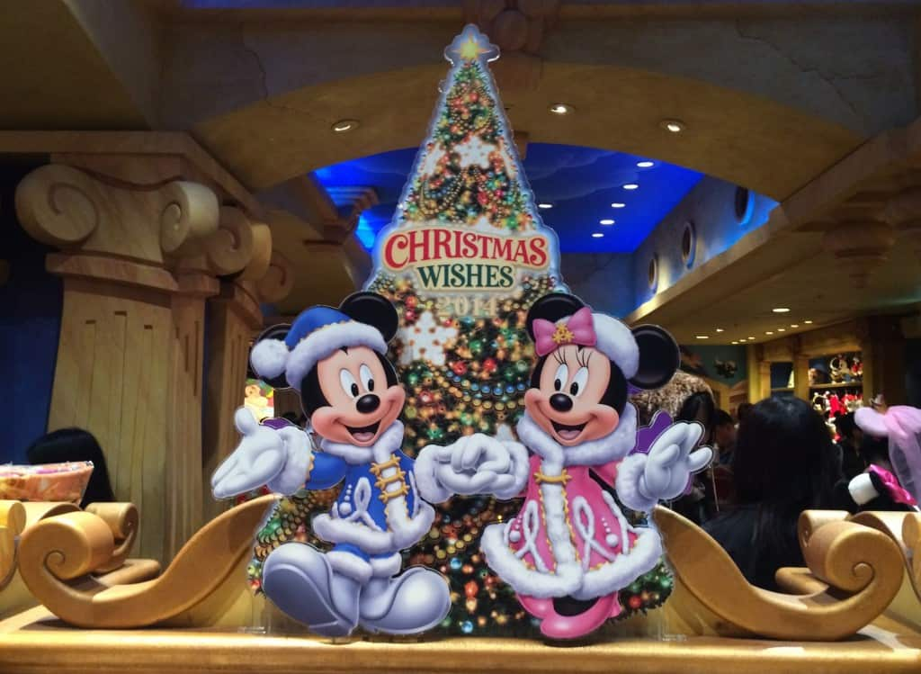 Our 29 Perfect Christmas Gifts at Tokyo DisneySea