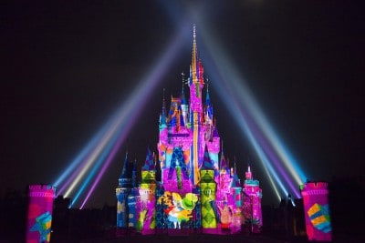 Once Upon A Time Nighttime Show Wins Top Industry Award