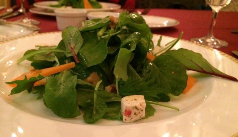 Magellan's Salad