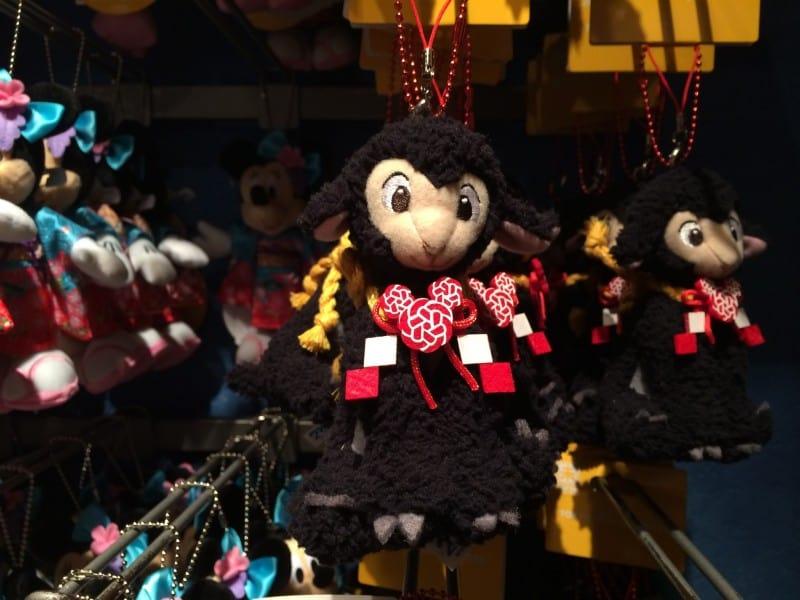 Danny the Lamb Plush New Years 2015 Tokyo Disney Resort