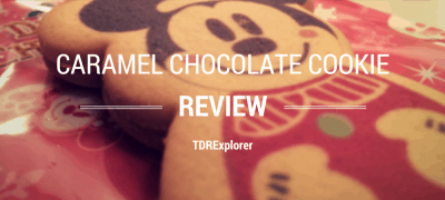 Caramel Chocolate Cookie Sandwich Review