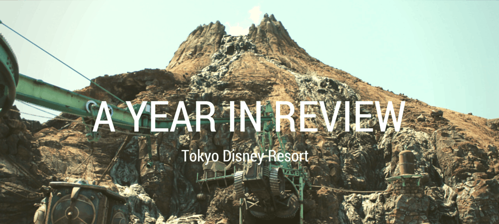 A Year in Review at Tokyo Disney Resort