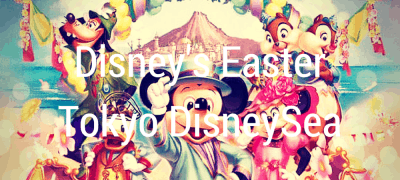 Disney's Easter at Tokyo DisneySea Concept Art