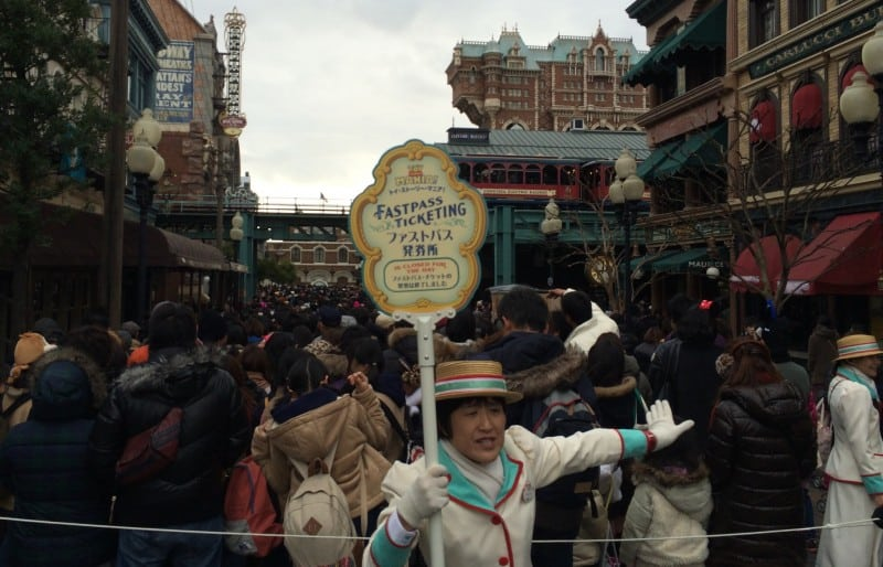 Amazing Cast Members at Tokyo Disney Resort