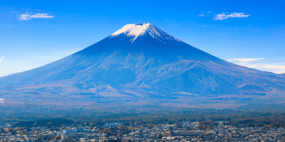 How to View Mt. Fuji from Tokyo Disney Resort