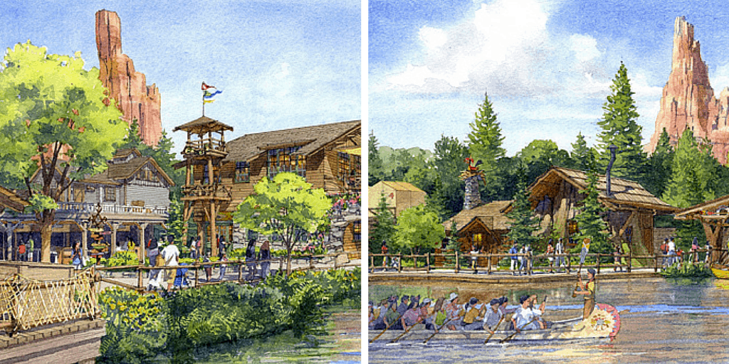 New Character Greeting & Restaurant Opening in Westernland