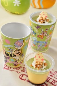 Custard Pudding Disney's Easter 2015 Tokyo Disney Resort