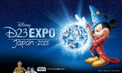 Checking Out Saturday at D23 Expo Japan