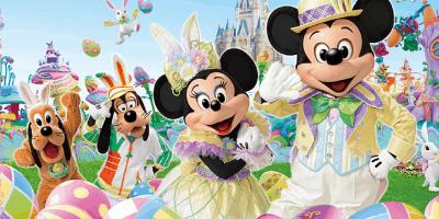 Disney's Easter 2015 at Tokyo Disneyland