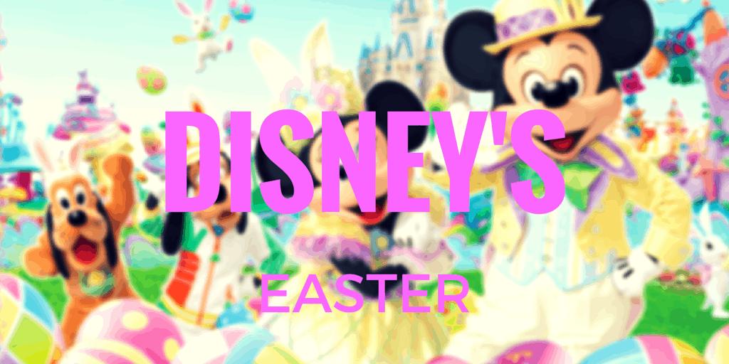 Disney's Easter at Tokyo Disney Resort