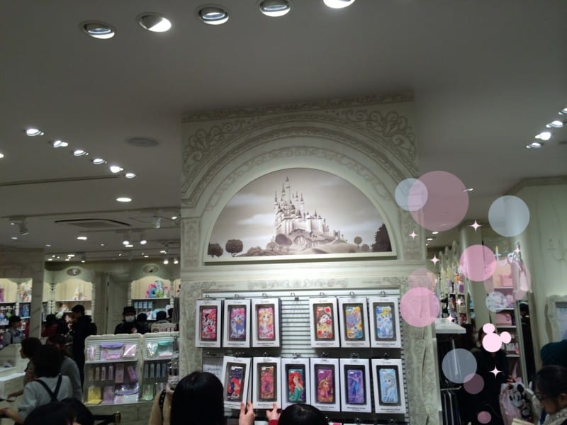 Even More Decor Harajuku Disney Store TDRExplorer
