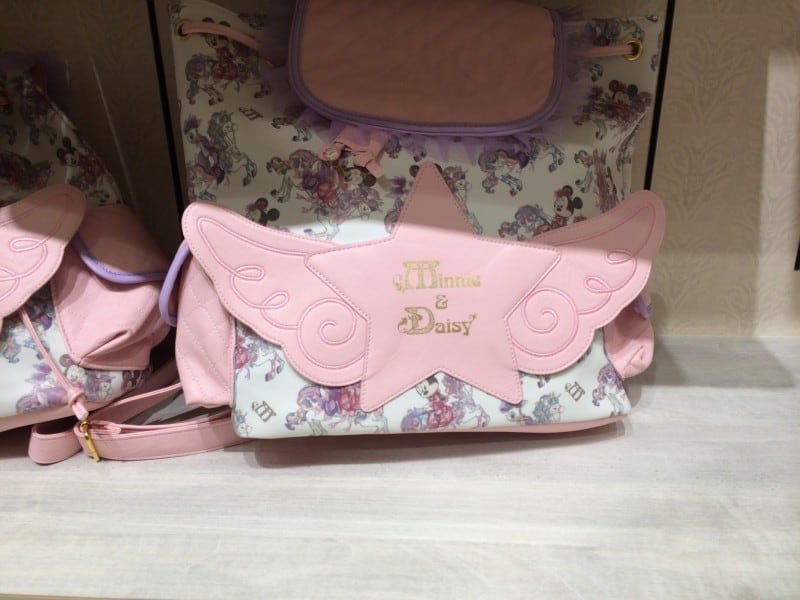 Harajuku Disney Store Limited Merchandise Bag Pink TDRExplorer