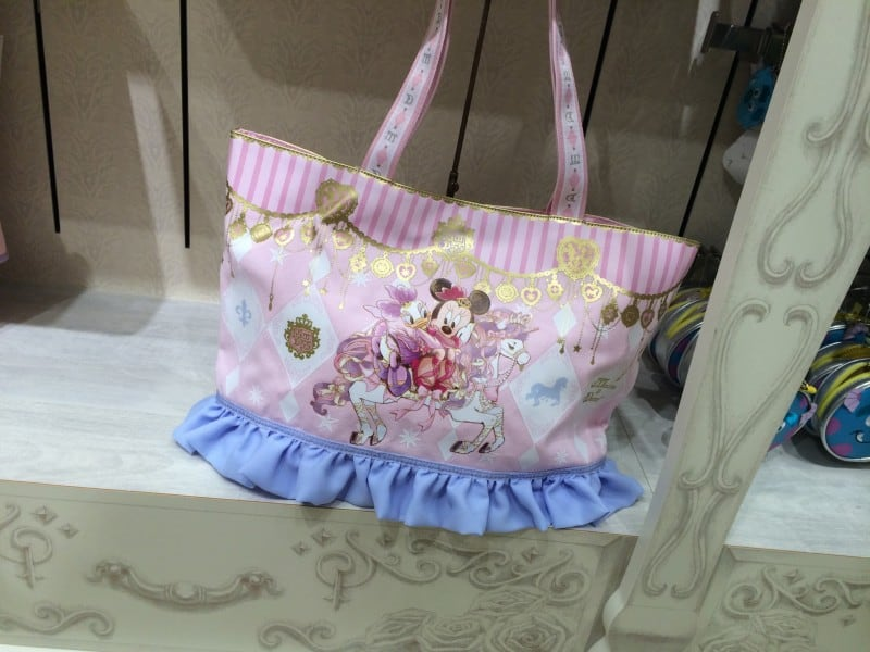 Harajuku Disney Store Limited Merchandise Bag TDRExplorer