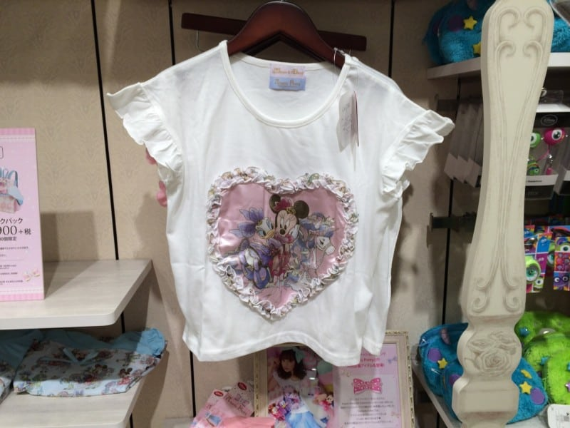 Harajuku Disney Store Womens Limited Merchandise TDRExplorer