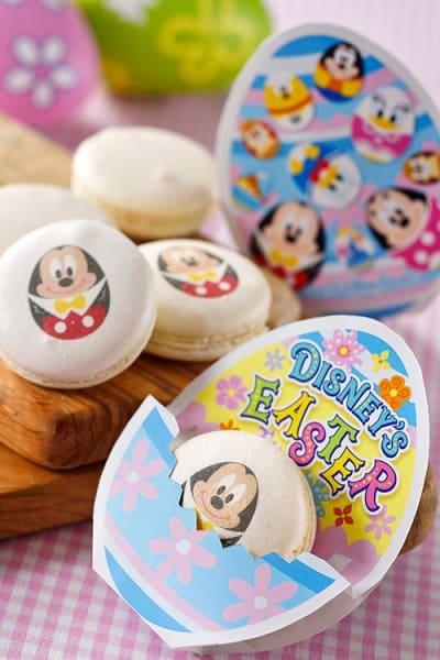Macaroon Disney's Easter 2015 Tokyo DisneySea