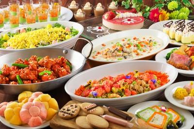 Delicious Food for Disney's Easter at Tokyo DisneySea