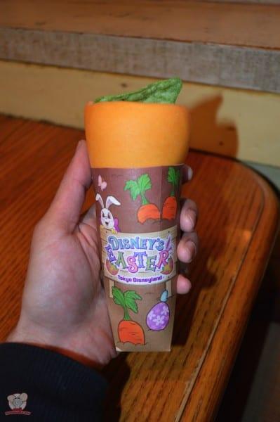 Chicken Minestrone Bread Cone packaging