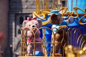 Fashionable Easter at Tokyo DisneySea Duffy and Shellie May
