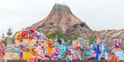 Fewer Guests Visit Tokyo Disney Resort in First Half of 2015