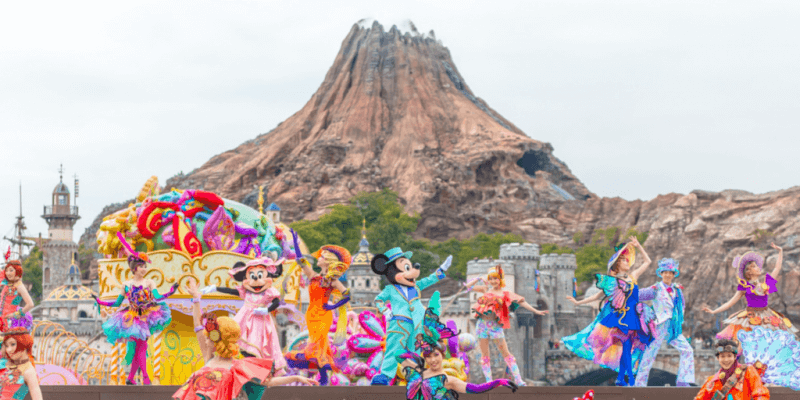 Fashionable Easter Tokyo DisneySea Alternative