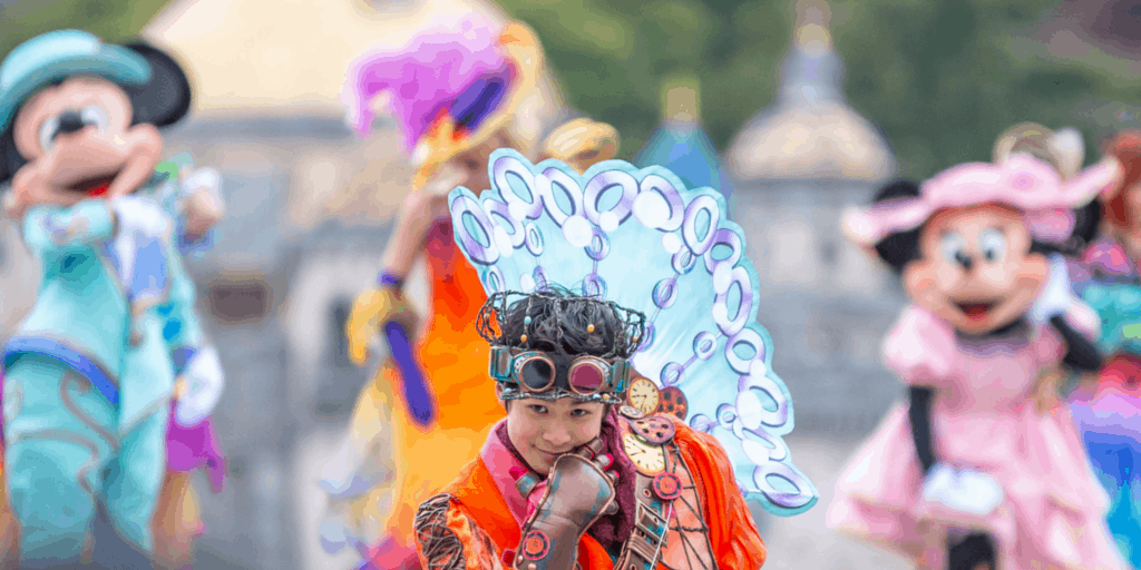 Photos and Review of Disney's Fashionable Easter at Tokyo DisneySea