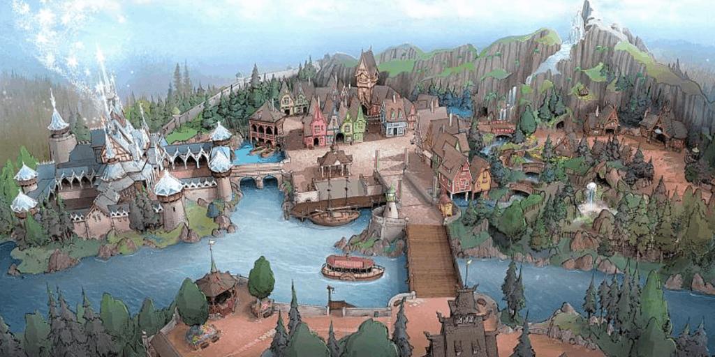 More Tokyo Disney Resort Expansion Details