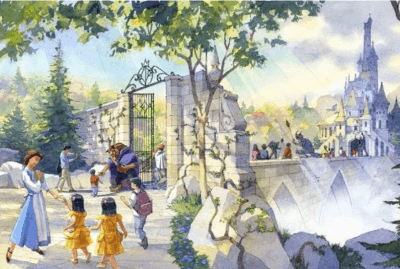 Report: 4 Attractions Coming to Tokyo Disneyland for the Fantasyland Expansion